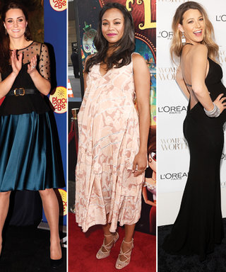 Whoa, Mama! 2014 Was The Year for Chic Maternity Style