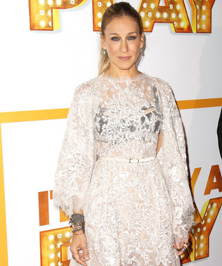 I Do! Sarah Jessica Parker Is Adding Bridal Styles to Her Shoe Line