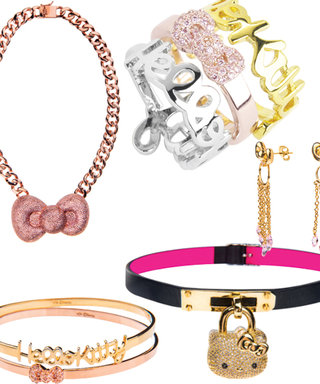 What's Right Meow: Hello Kitty Collaborates with nOir Jewelry for a Stunning Collection of Baubles