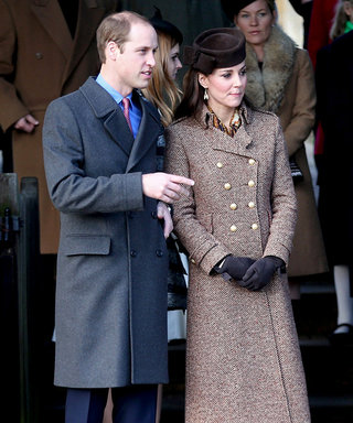Kate Middleton Achieves Both Warmth and Style on Christmas Day