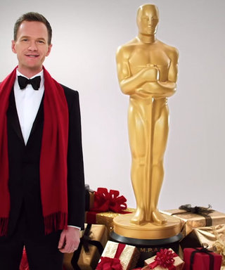 Watch Neil Patrick Harris's First Promo for the 2015 Oscars!