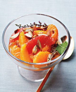 Get Your Day Going with Navy's Refreshing Citrus Salad