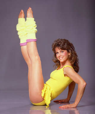 Let's Get Physical! Jane Fonda is Re-Releasing Her Fitness Tapes on DVD