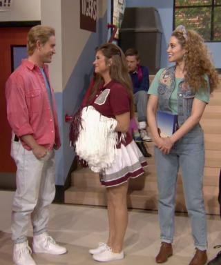 Saved by the Ball Reunion Tonight Show