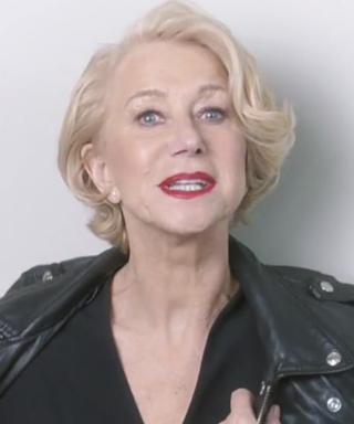 Helen Mirren's L'Oreal Campaign