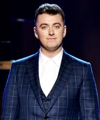 Sam Smith at 2015 Grammy Awards