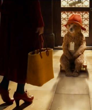 Sally Hawkins Wears Irregular Choice in Paddington