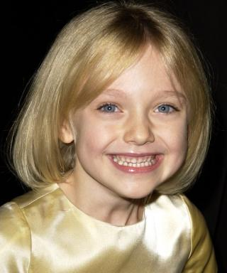 Dakota Fanning's changing looks