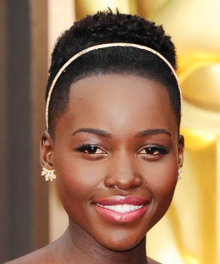 Oscar Beauty Moments - Lupita Nyong'O