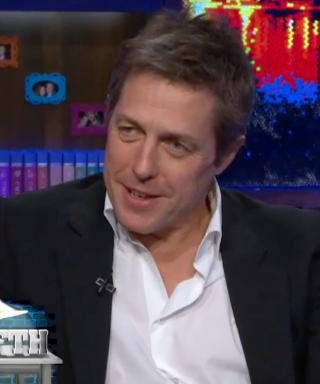 Hugh Grant SJP Plead the Fifth WWHL