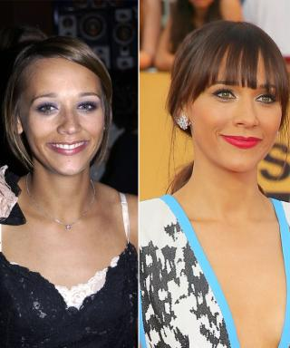 Rashida Jones Transformation