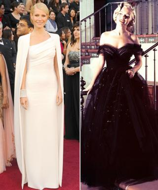 The Oscar Dresses We Can't Forget (and Don't Want to!)