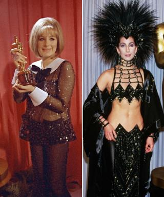 From Barbra Streisand to Celine Dion: The Most Outrageous Oscars Gowns of All Time