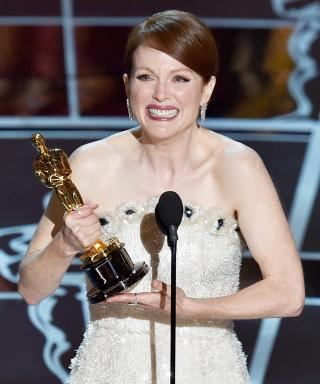 Julianne Moore Wins 2015 Best Actress Oscar