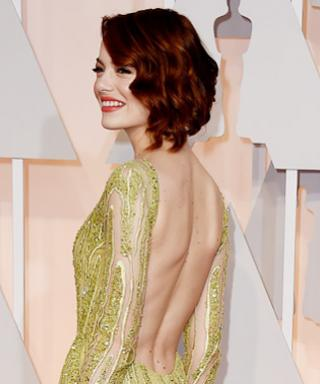2015 Oscars Trend: Sexy Backs