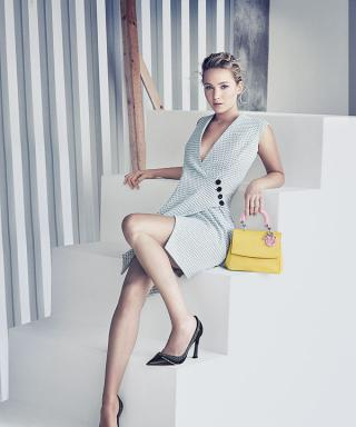 Jennifer Lawrence in Be Dior Campaign