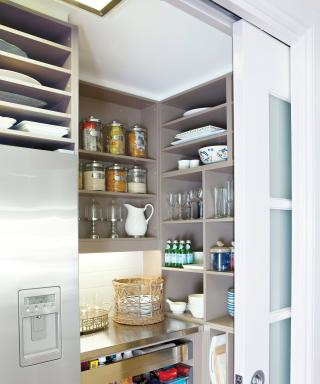 Organize Your Kitchen Pantry
