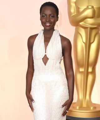 Lupita Nyong'o Oscars dress