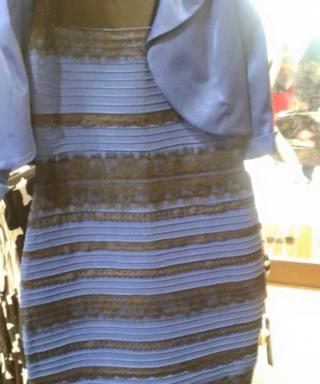 TheDress color debate