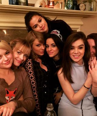 Taylor Swift and Selena Gomez Selfie