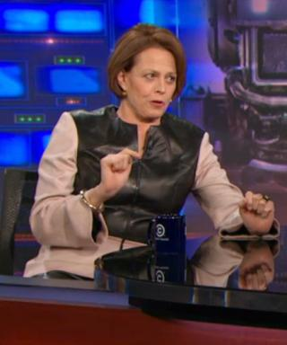 Sigourney Weaver Chappie The Daily Show