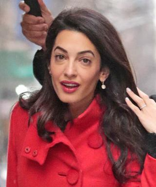 Amal Clooney Street Style