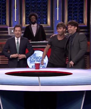 Chris Hemsworth Hugh Jackman Musical Beers Tonight Show