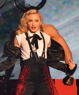 Madonna Brit Awards Performance