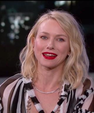 Naomi Watts Bill Murray Phone Number Jimmy Kimmel