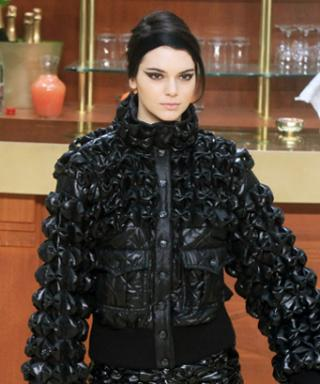 Kendall Jenner at Chanel
