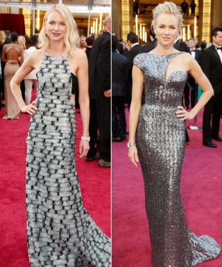 Naomi Watts Best Red Carpet Looks