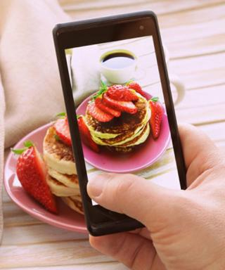 This 3-D Camera App Will Make Food Photography That Much More Addictive