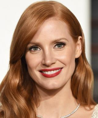 Jessica Chastain Transformation