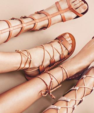 21 Gladiator Sandals to Help You Step Into Summer
