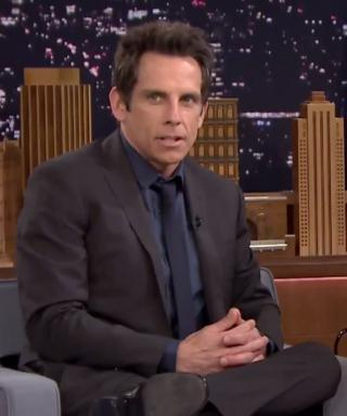 Ben Stiller Zoolander Tonight Show