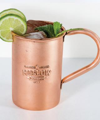 5 Things You Didn't Know About the Moscow Mule (and Where to Get the Original Copper Mugs)