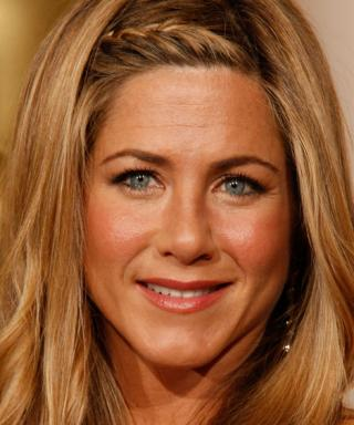 How to Recreate Jennifer Aniston's Braided Updo
