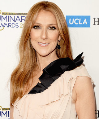 Celine Dion Is Kicking Off the New Year Even Blonder