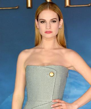 12 Times Birthday Girl Lily James Channeled Cinderella on the Red Carpet