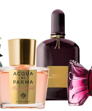 Fragrance Foundation Award Finalists