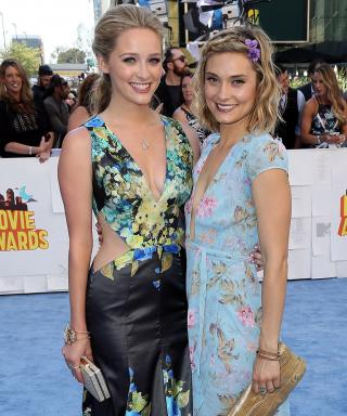 Spencer and Greer Grammer