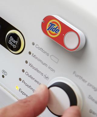 Amazon Dash Button Could Change the Way We Shop