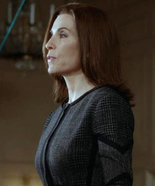 The Good Wife Work Outfit Inspo of the Week: Go Geometric