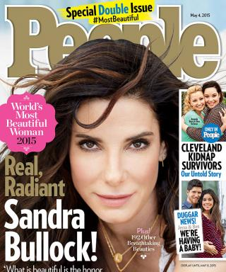 Sandra Bullock People World's Most Beautiful Woman