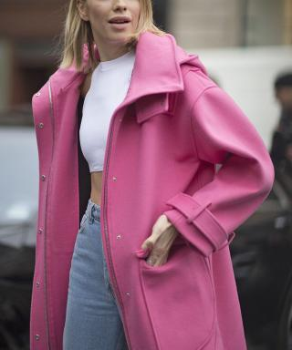 11 Pretty-in-Pink Pieces that Are More Tough than Girly