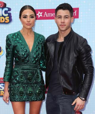 Hottest Couple Alert! Nick Jonas and Olivia Culpo Heat Up the 2015 Radio Disney Music Awards