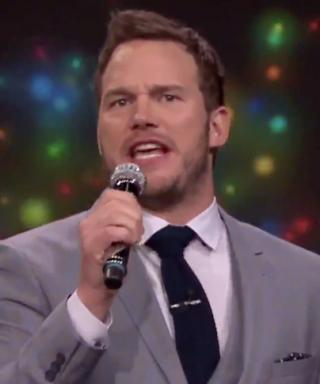 Chris Pratt on The Tonight Show