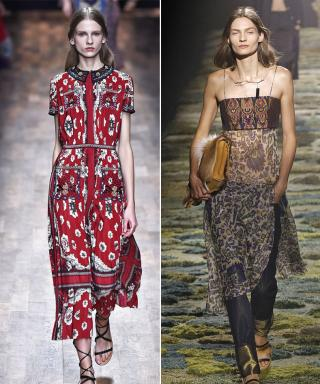 How to Embrace the Boho Trend When You Have a Bigger Bust