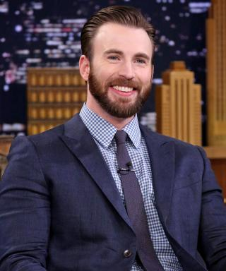 Bye-Bye, Beard: Chris Evans Has Shaved His Facial Hair