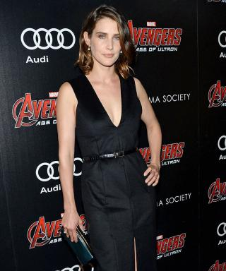 "Cobie Smulders Says Her Avengers Costumes Are ""Absolutely Something I'd Wear in Real Life"""